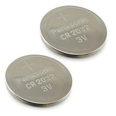 TV-B-Gone CR2032 Batteries