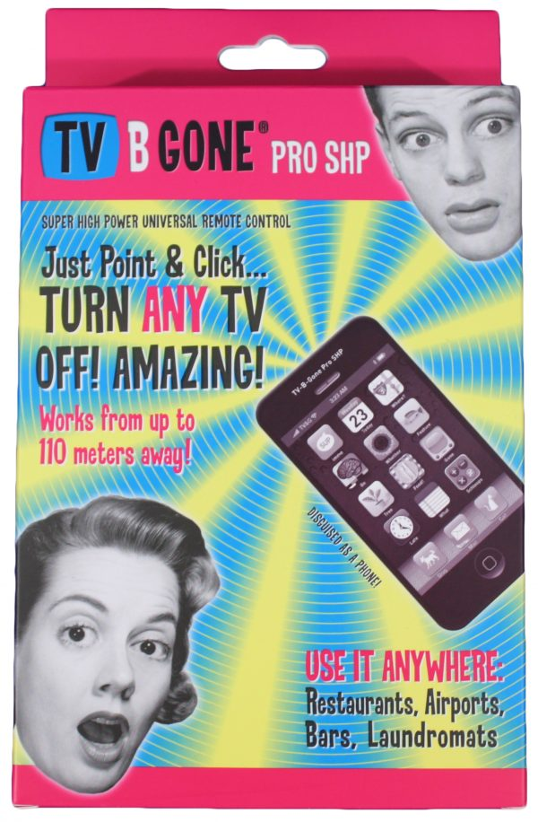 TV-B-Gone Pro